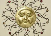 Nástenná dekorácia Slnko