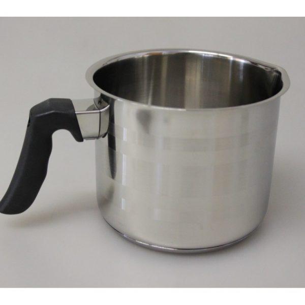 MAKRO - Nerezový mliekovar