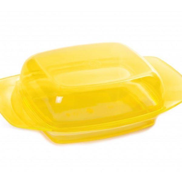 Dóza na maslo plast. /147/ mix