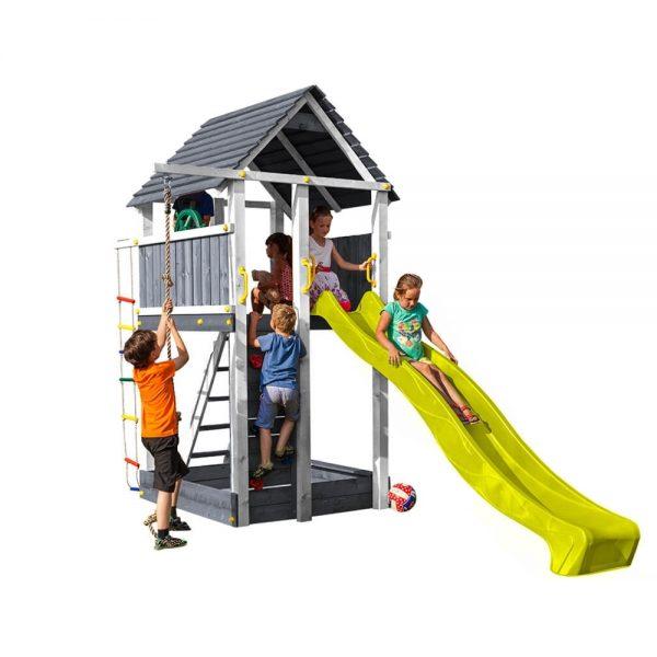 Detské ihrisko Marimex Play 004 - sivobiele