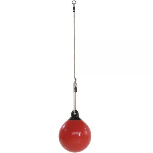 Marimex Play Hojdacia lopta Drop - červená