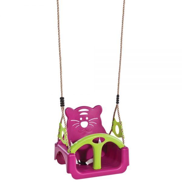 Marimex Play Závesná hojdačka Trix - fialová