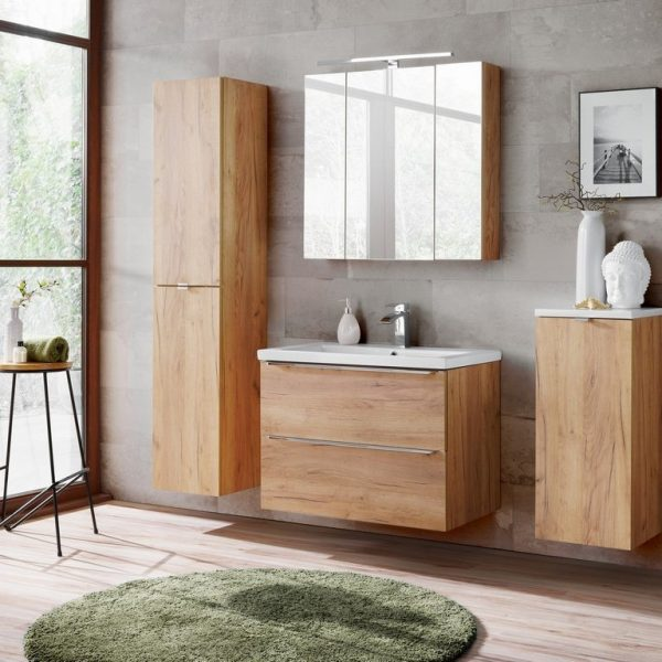 ArtCom Kúpeľňový komplet CAPRI Oak