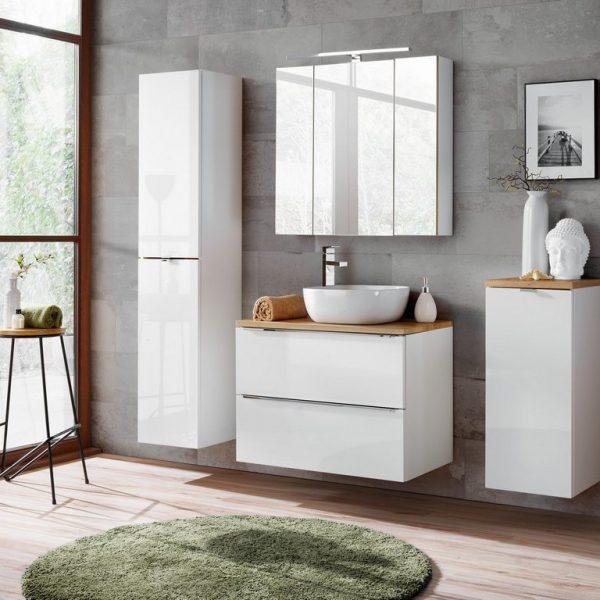 ArtCom Kúpeľňový komplet CAPRI White
