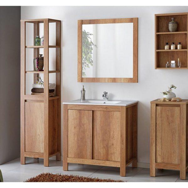 ArtCom Kúpeľňový komplet CLASSIC Oak