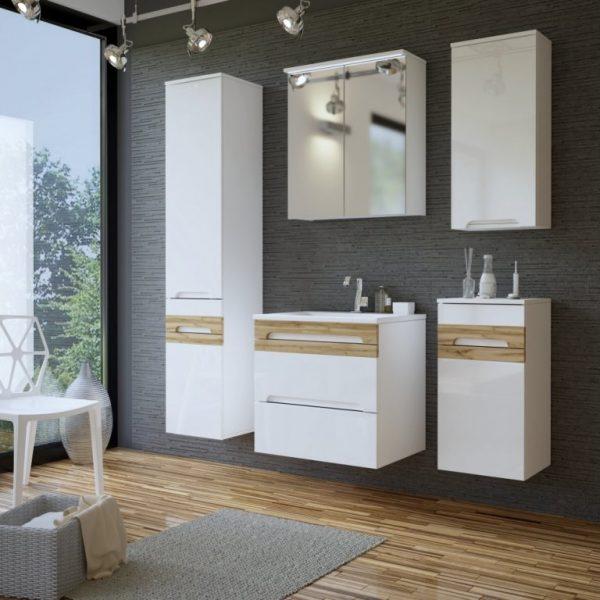 ArtCom Kúpeľňový komplet GALAXY White