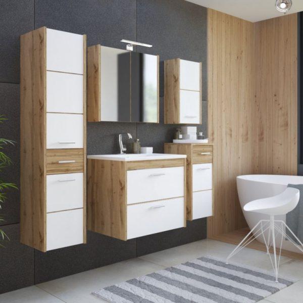 ArtCom Kúpeľňový komplet IBIZA White