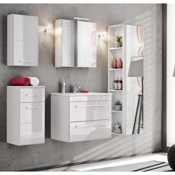 ArtCom Kúpeľňový komplet TWIST White